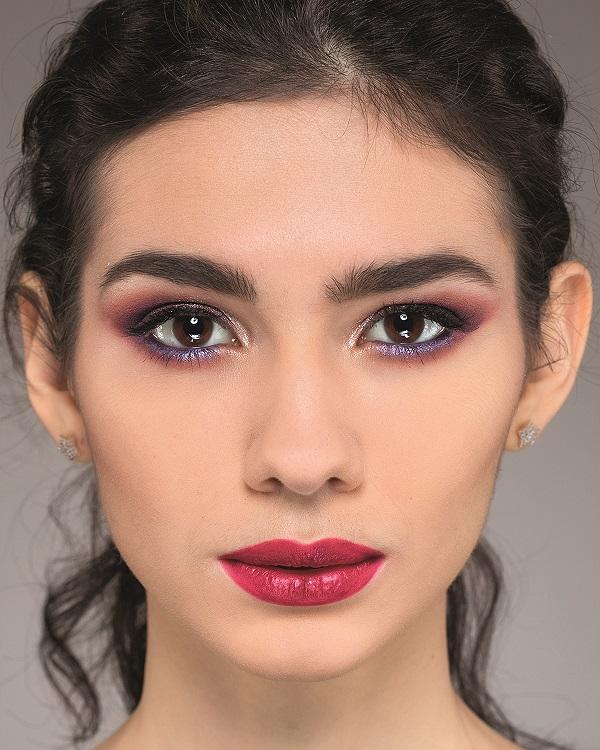 модный макияж на выпускной