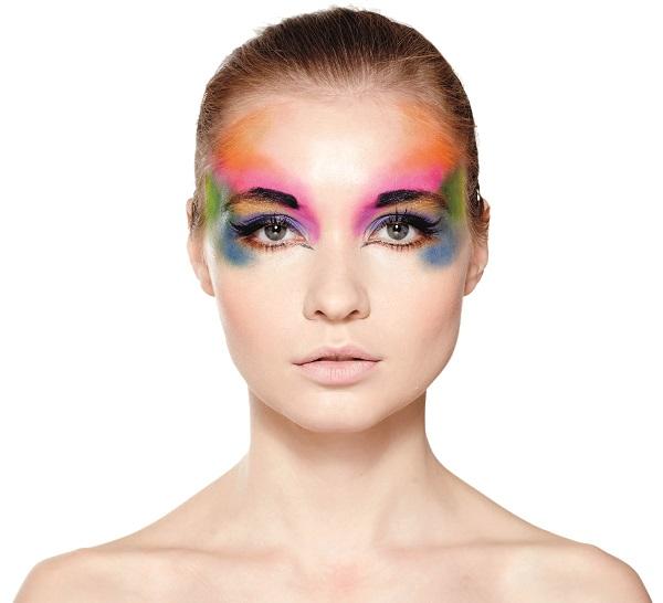 арт-макияж фото