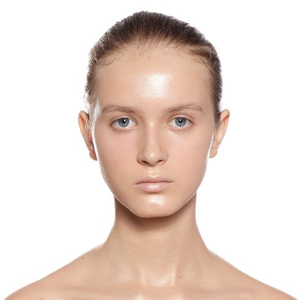 Макияж без макияжа до и после