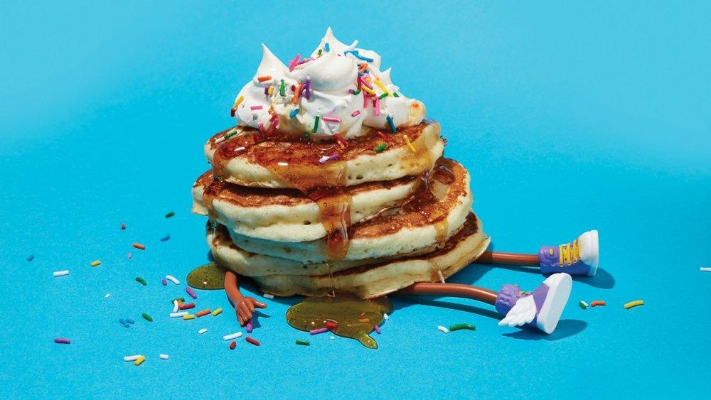 Завтраки для ребенка