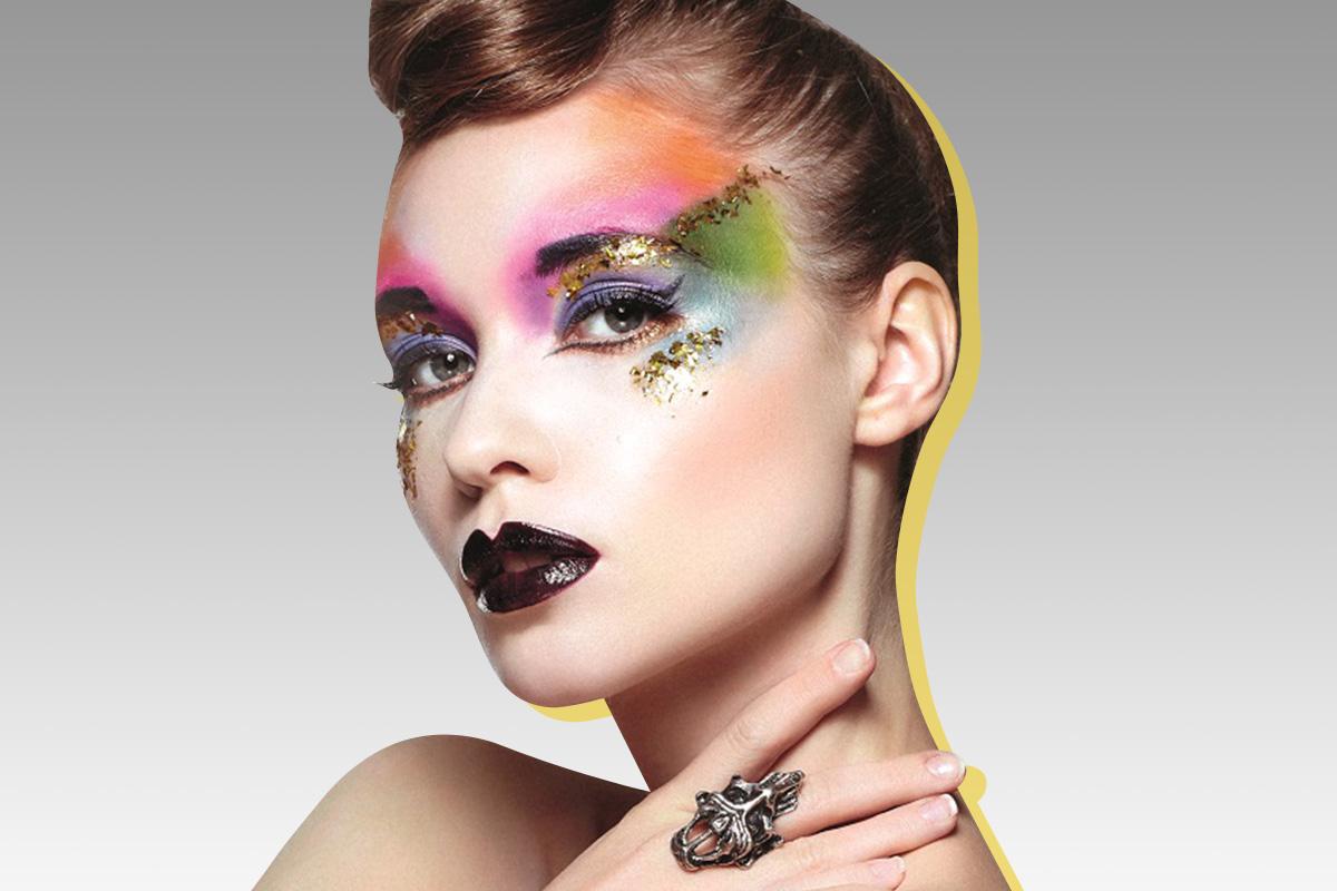 Арт-макияж на лето 2019 года: пошаговая технология с фото