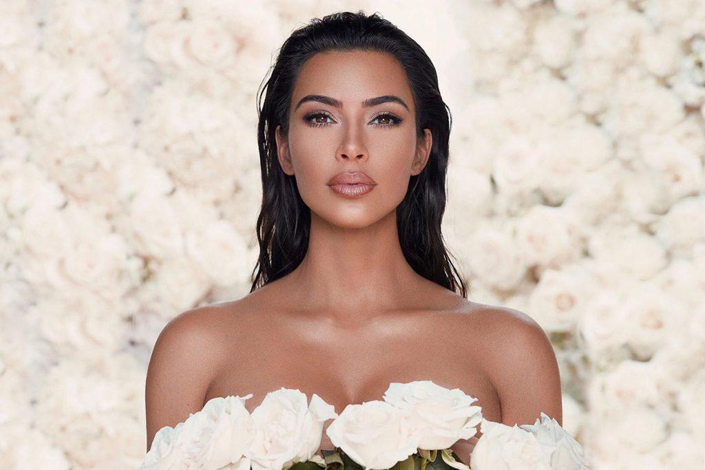 Ким Кардашьян представила свадебную коллекцию макияжа
