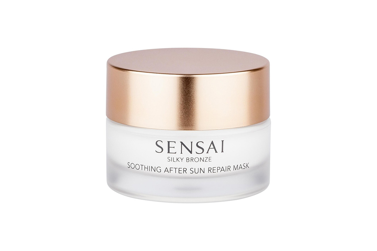 Sensai, Bronze Soothing After Sun Repair Mask