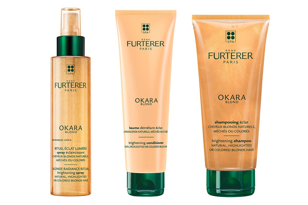 Rene Furterer, Okara Blond Brightening