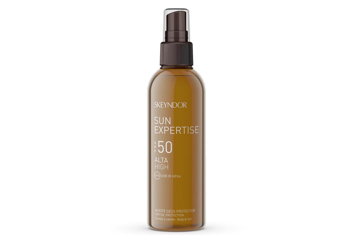 Skeyndor, Sun Expertise Dry Oil Protection SPF 50