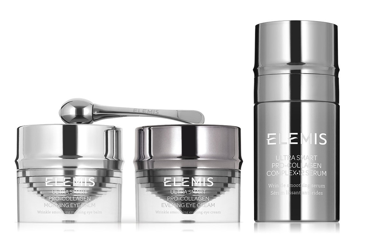 Elemis, Ultra Smart Pro-Collagen Complex-12 Serum and Eye Treatment Duo