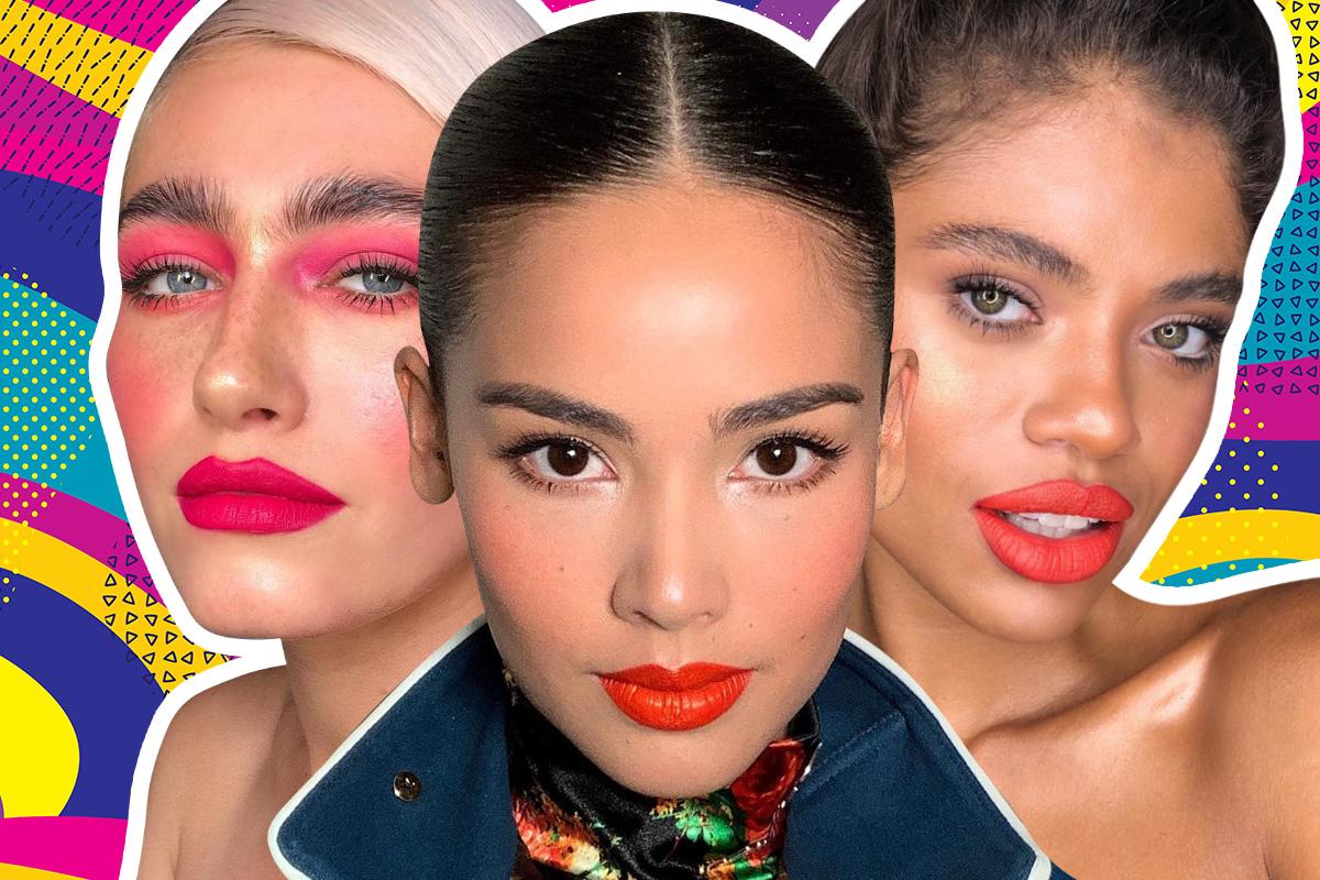 Взрыв цвета: топ-5 модных оттенков помады на лето 2019 года