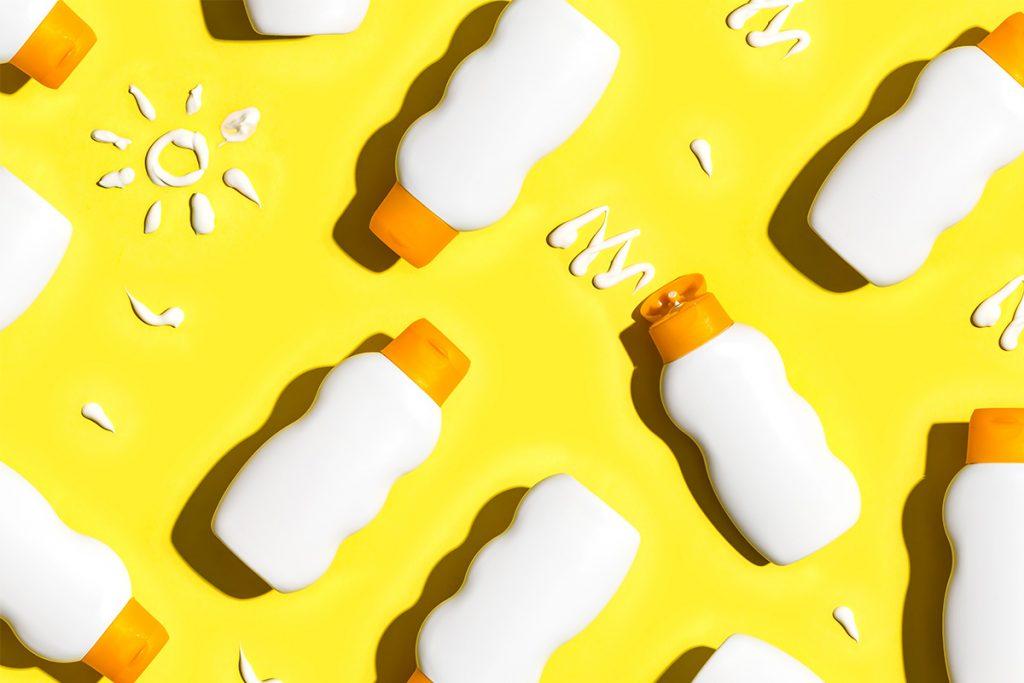 Химические spf-фильтры из солнцезащитного крема проникают в кровь