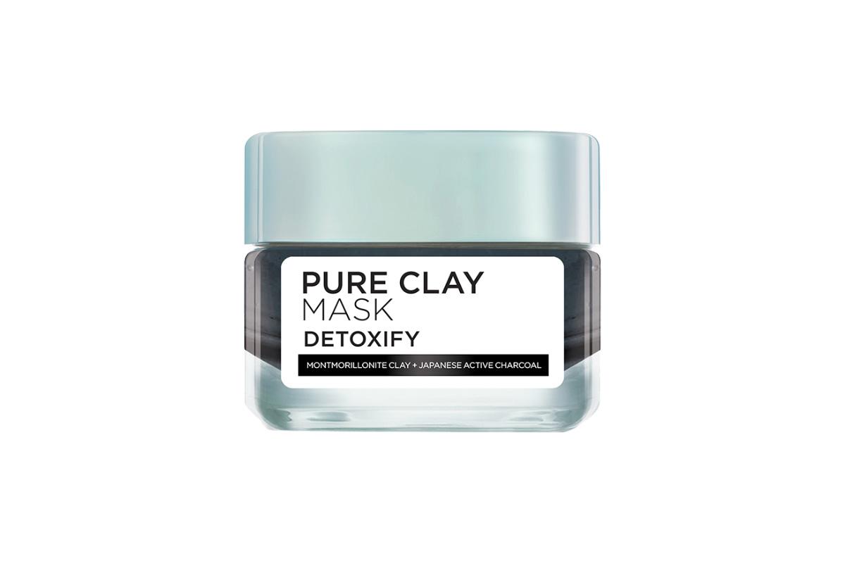L'Oreal Paris Pure Clay Detox Mask Charcoal