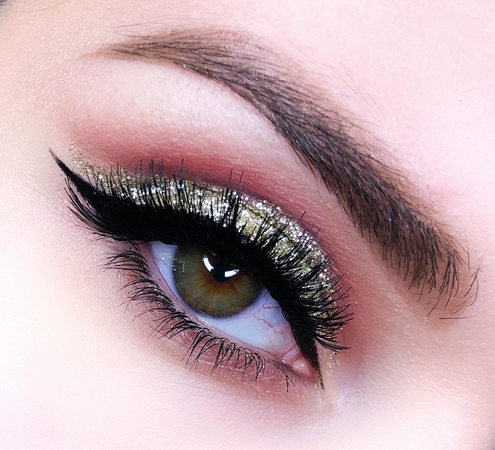 макияж глаз на выпускной