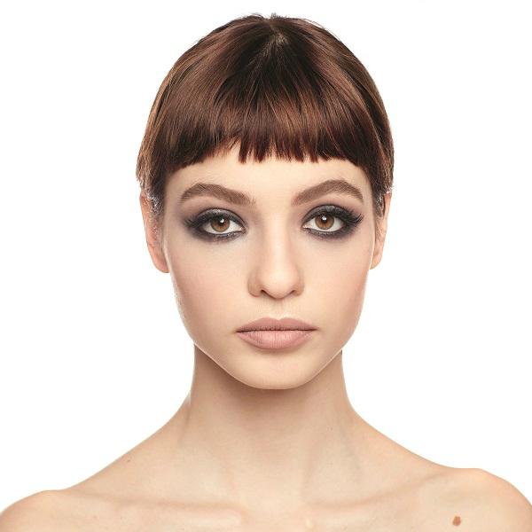 дымчатый макияж глаз как сделать