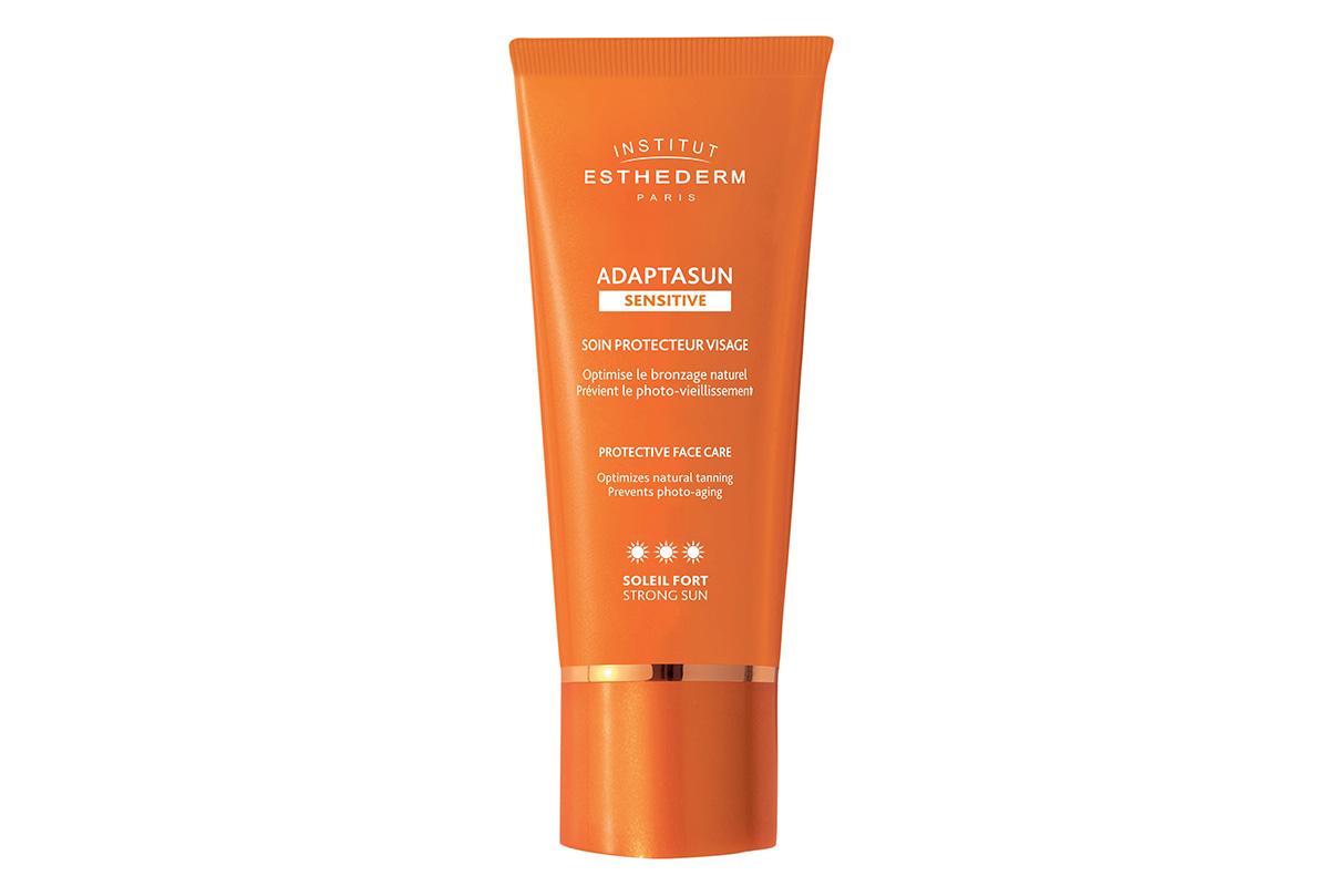 Institut Esthederm, Face Cream Strong Sun Adaptasun Sensitive ***