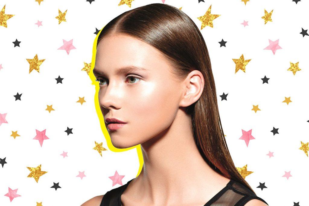 Легкий натуральный макияж