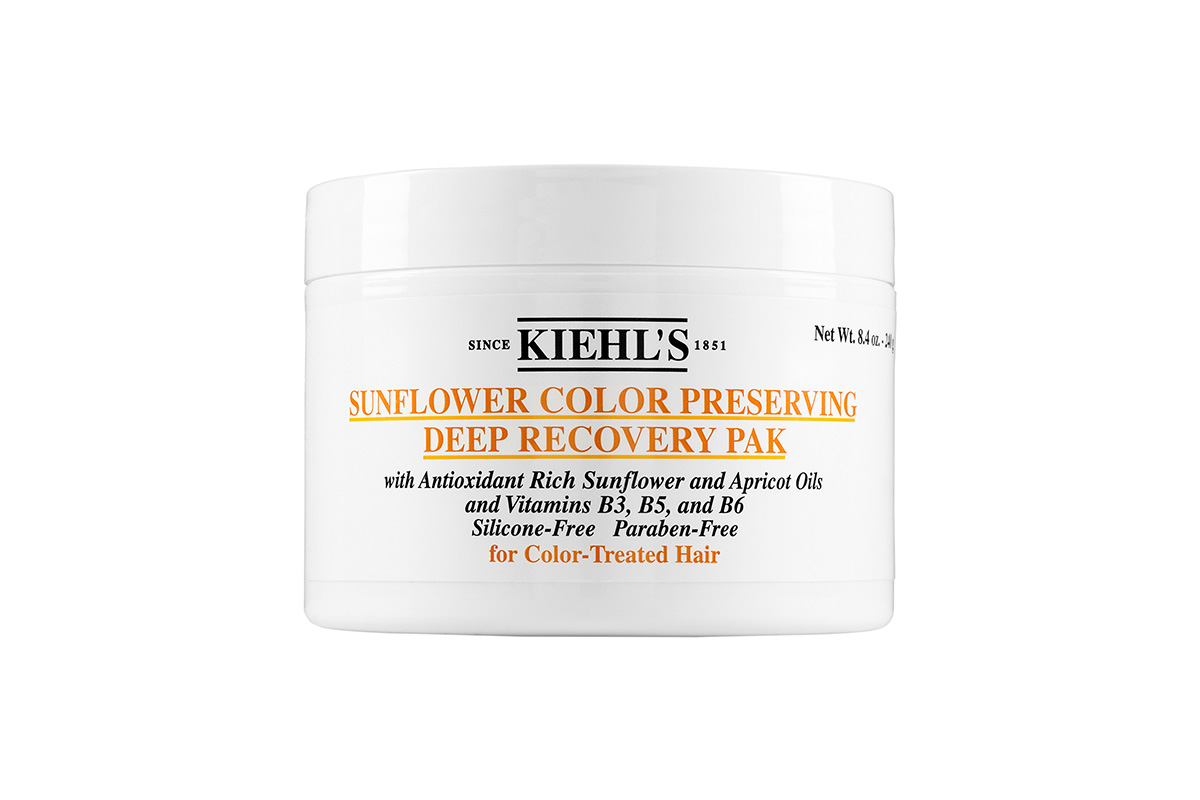 Kiehl's Sunflower Color Preserving Deep Recovery Pak