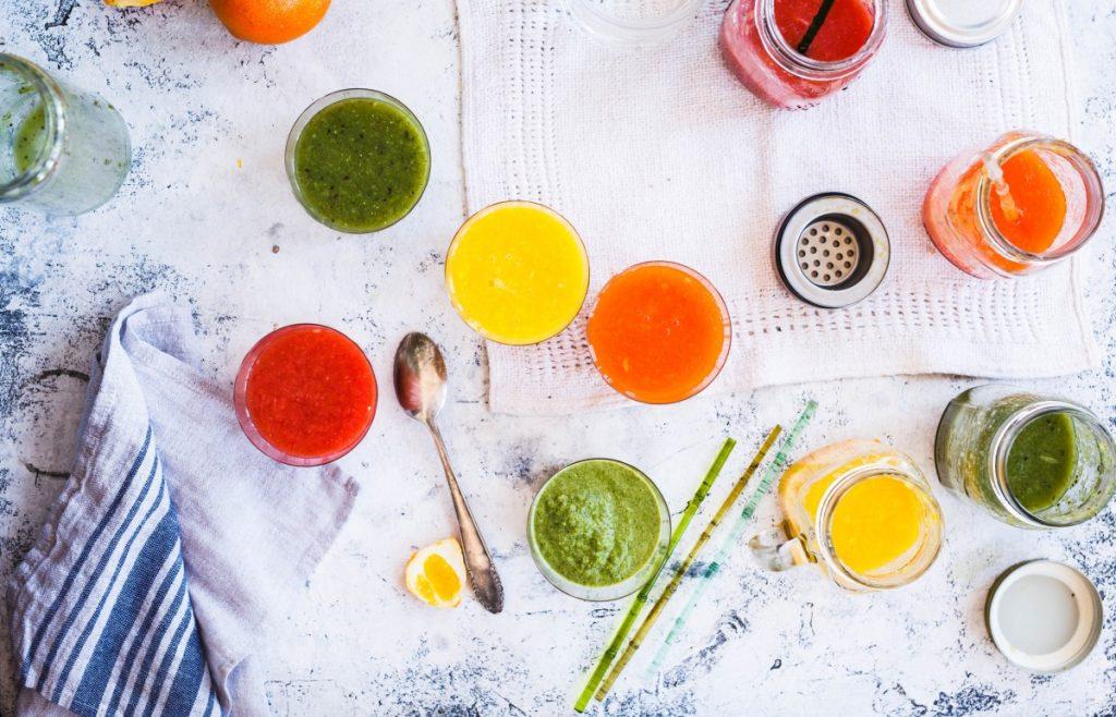 рецепты смузи без фруктов