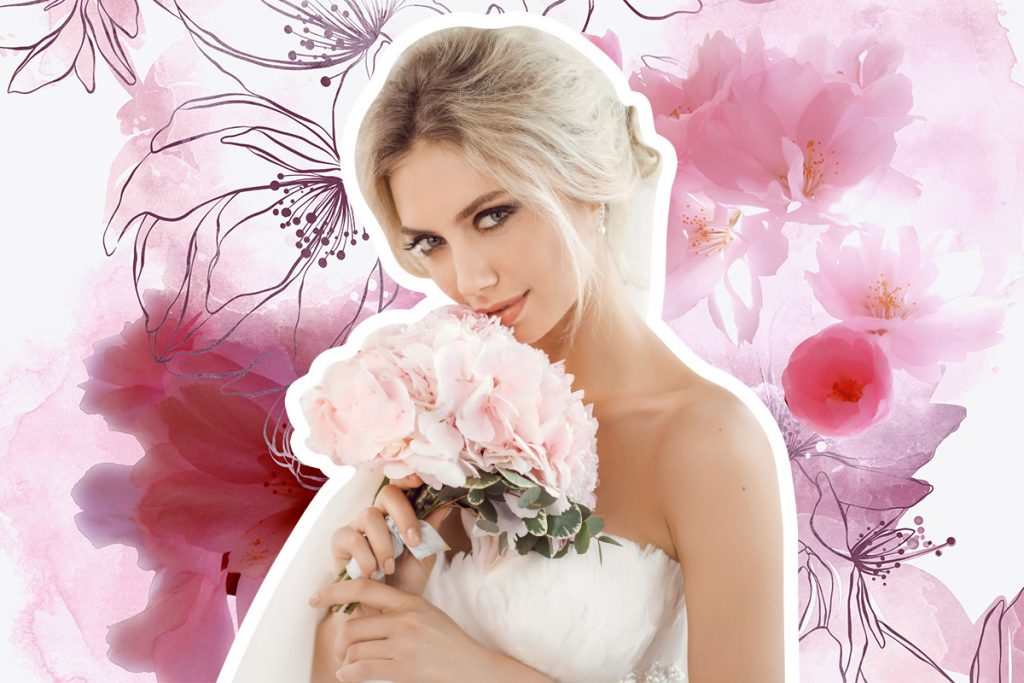 свадебный макияж советы