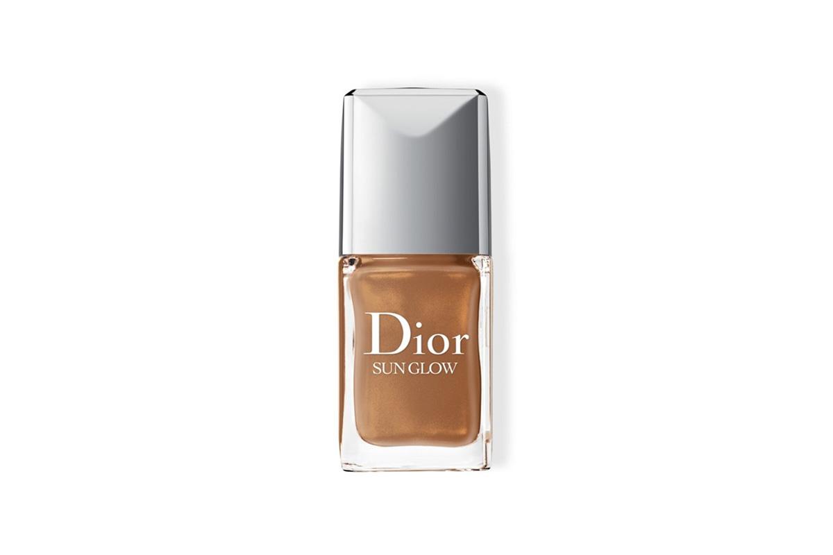 Dior, Wild Earth Sun Glow Nail Polish №026