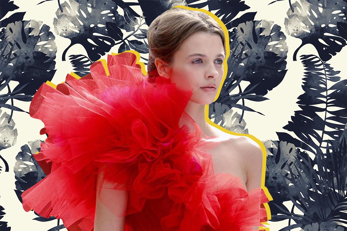 Порция вдохновения: лучшие makeup-образы Couture Fashion Week в Париже