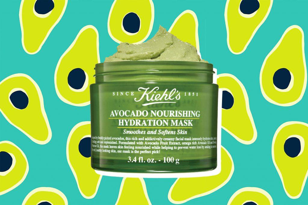 Kiehl's, Avocado Nourishing Hydration Mask