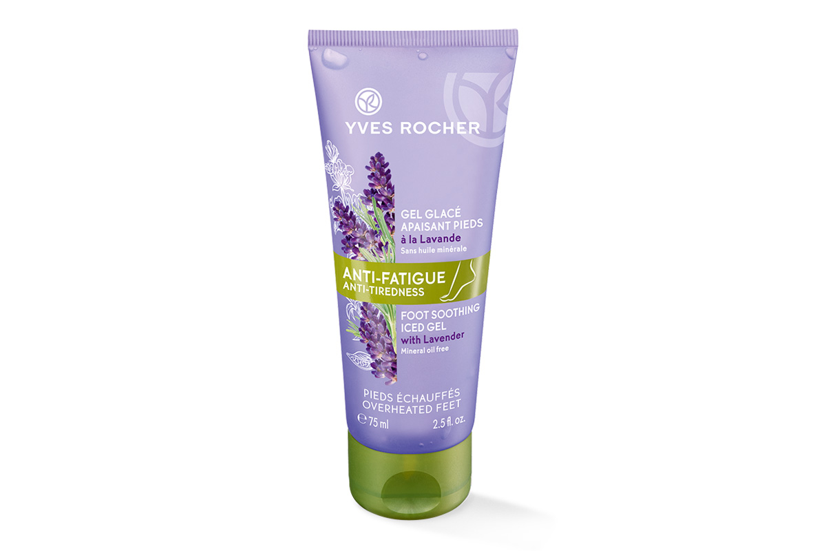 Yves Rocher, Foot Soothing Iced Gel