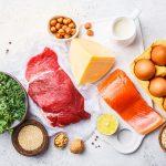 кето-диета блюда