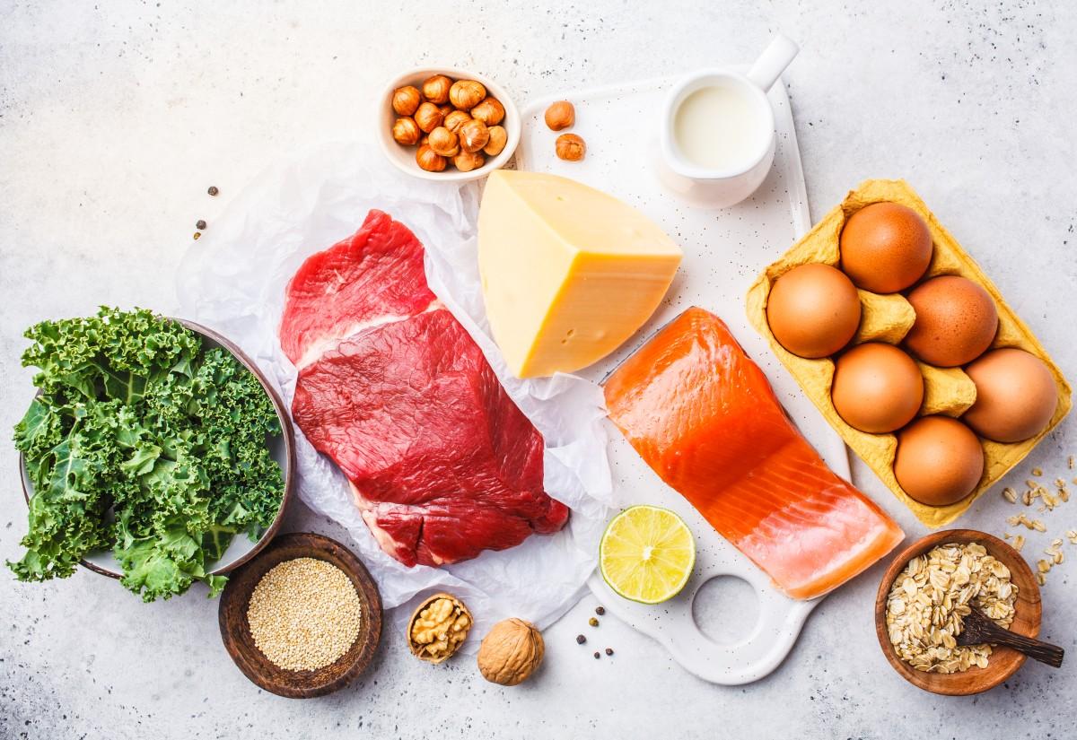 Кето-диета для женщин: меню на неделю по дням
