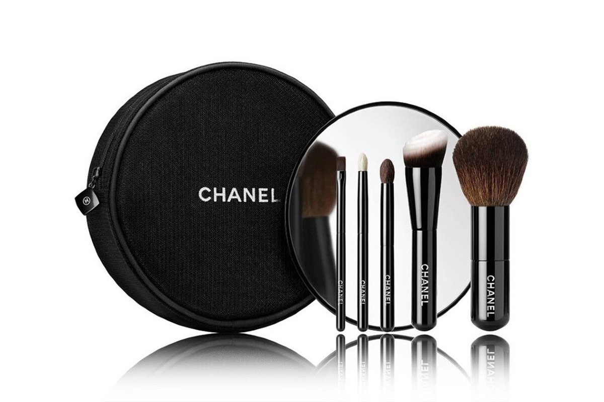 Chanel Les Minis De Chanel Mini Brush Set