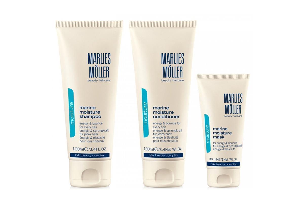 Marlies Möller Marine Moisture Kennenlern-Set (Travel)
