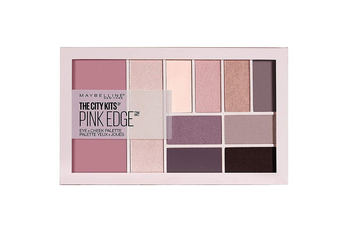 Maybelline New York City Kit Eye & Cheek Palette