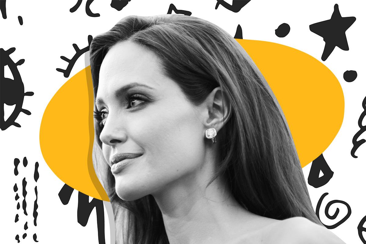 правила жизни Анджелины Джоли 1