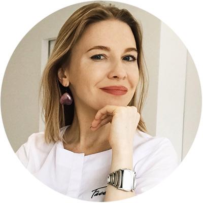 Оксана Пашковская, врач косметолог