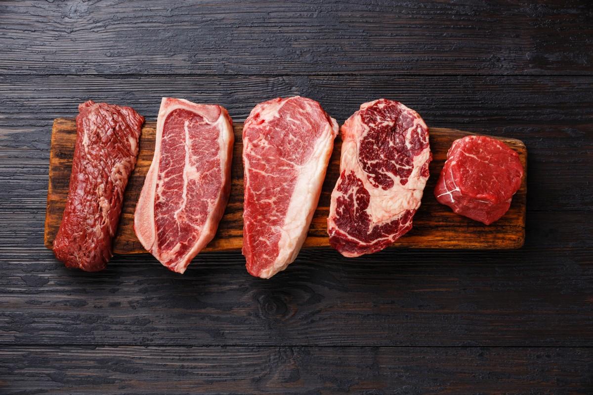 красное мясо вред польза