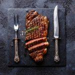 красное мясо вред
