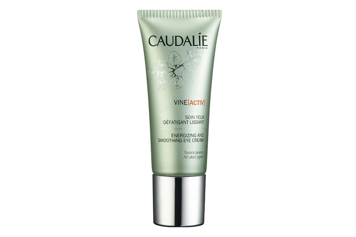 Caudalie VineActiv Energizing Eye Cream от темных кругов под глазами