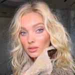 Натуральный дневной макияж Эльзы Хоск