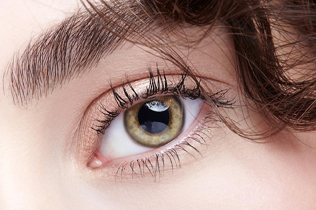 темные круги вокруг глаз