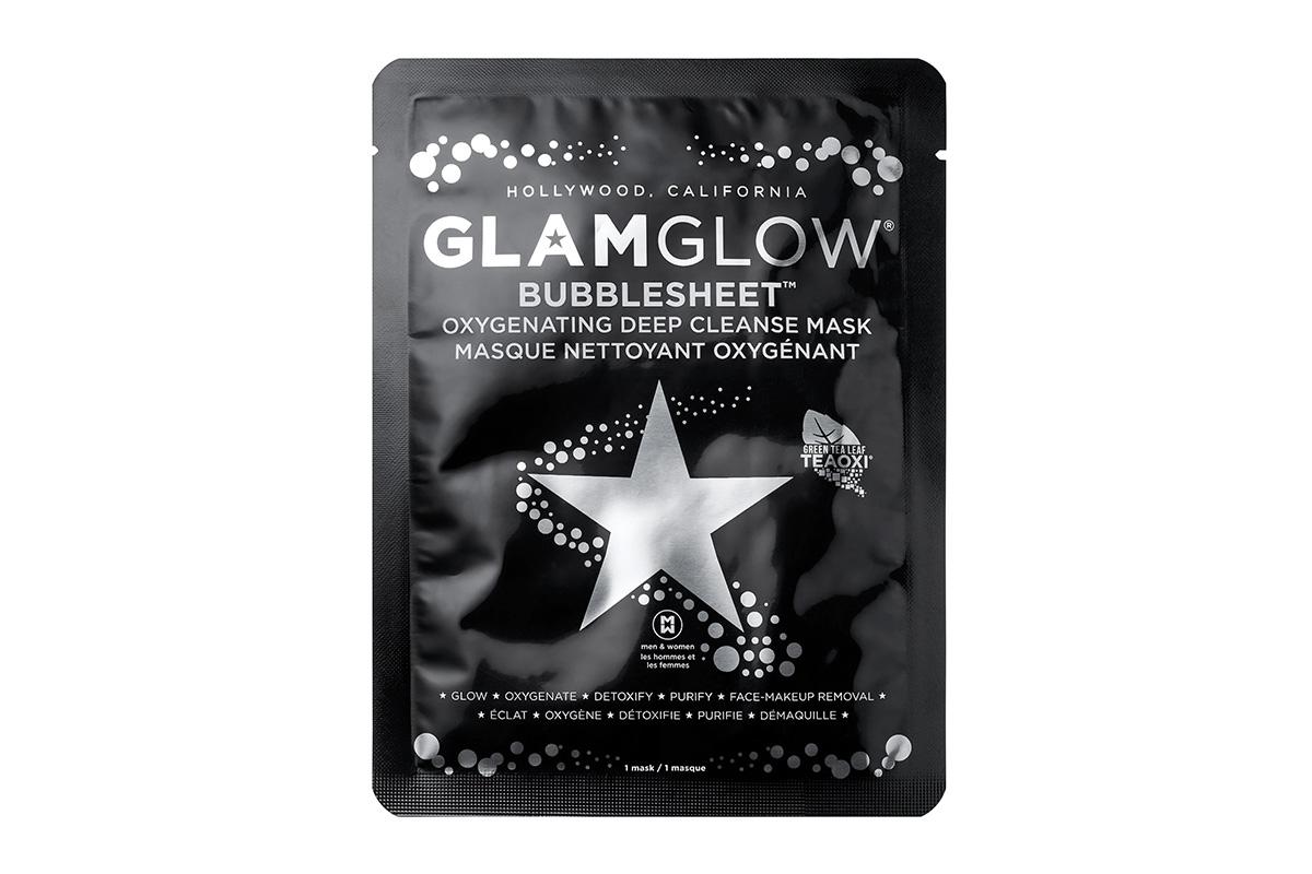 тканевая маска от GLAMGLOW