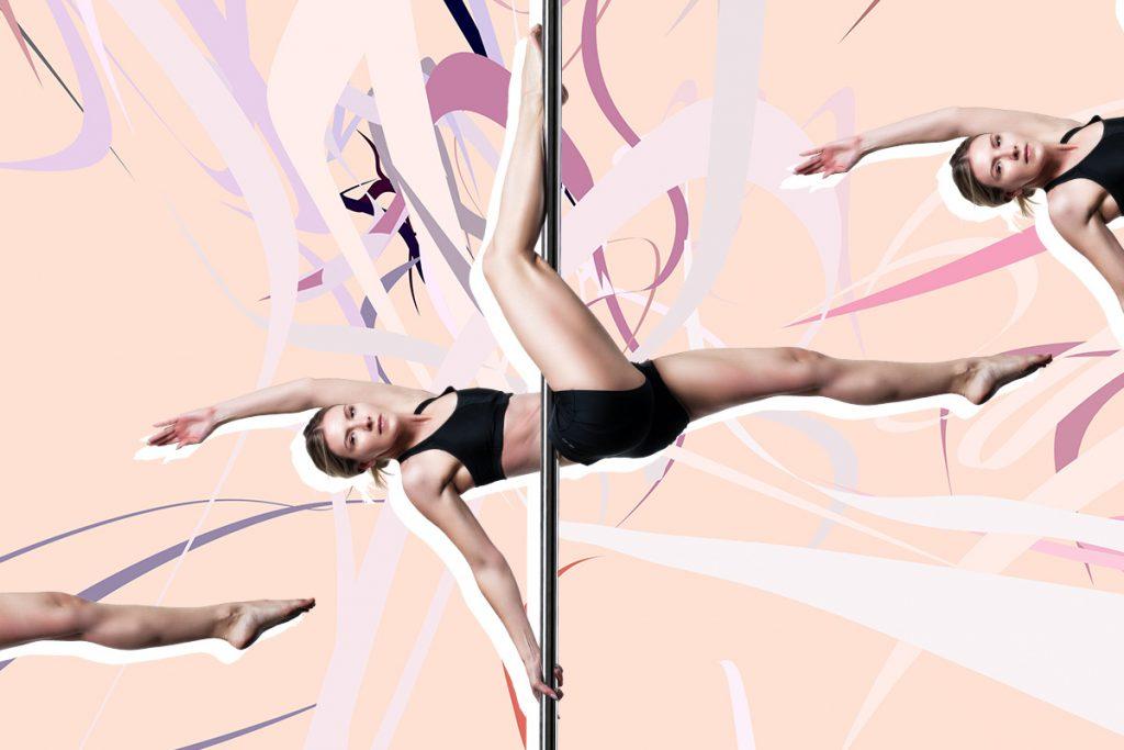 тренировки Pole Dance