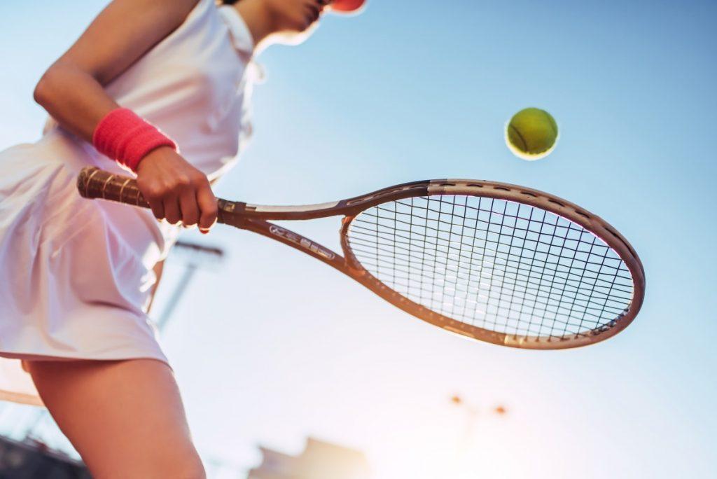 пять причин заняться большим теннисом
