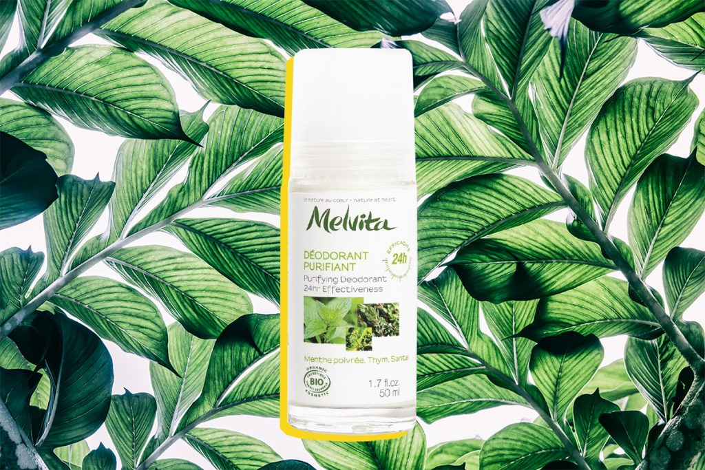 Beauty-средство недели: Melvita, Organic 24h Effectiveness Deodorant
