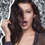 новый цвет волос Беллы Хадид