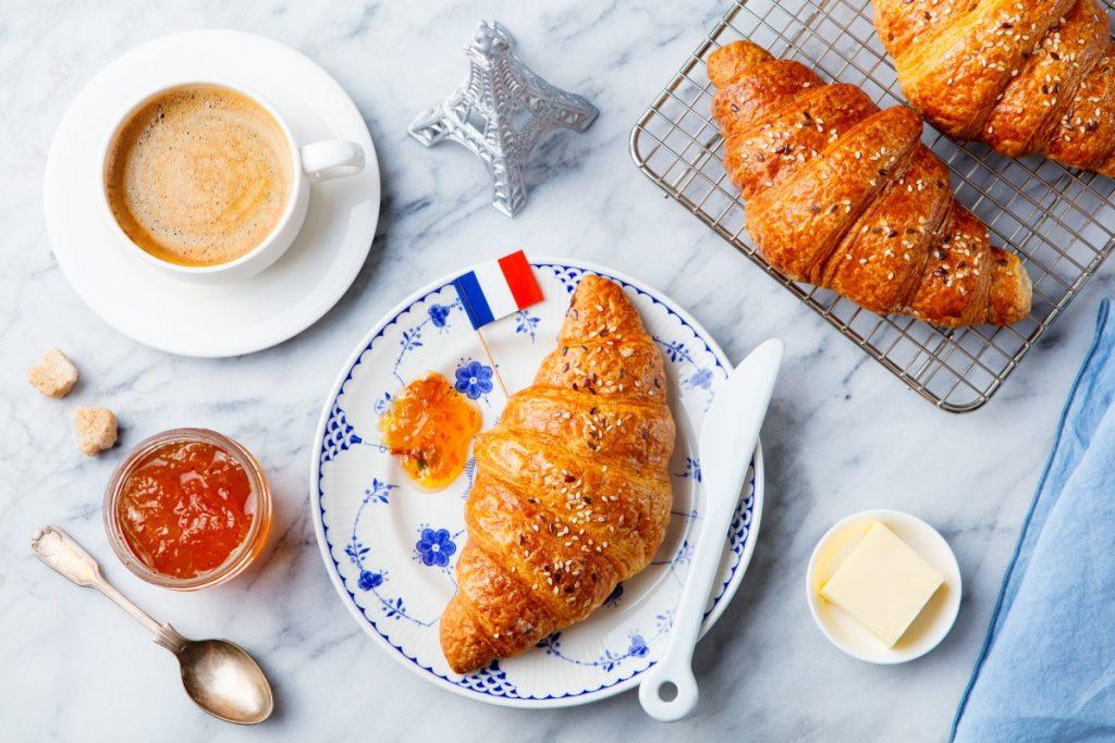 как питаются француженки