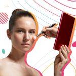 макияж и система распознавания лиц