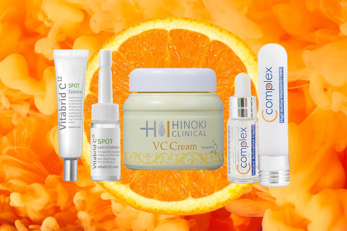 Секретный ингредиент: витамин С