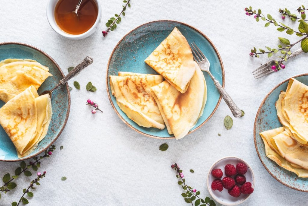 рецепт палео-блинчиков