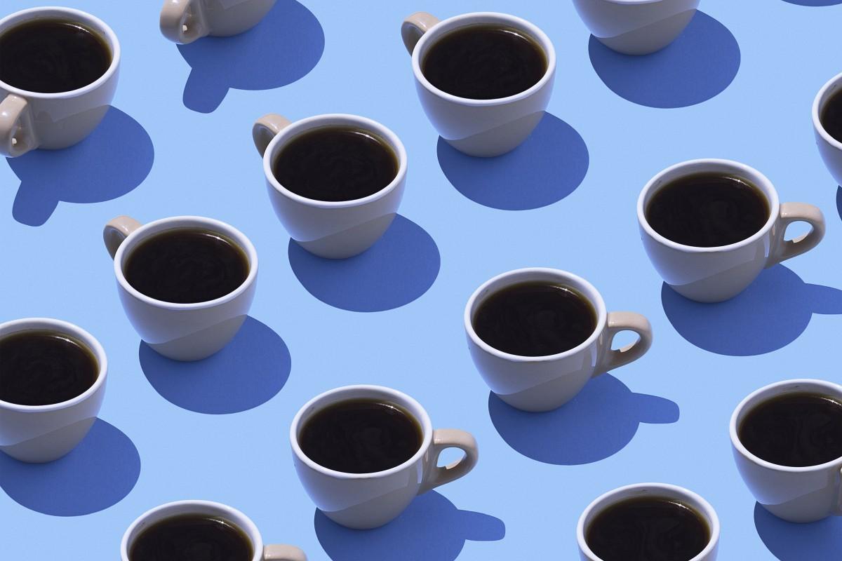 полезные продукты - кофе