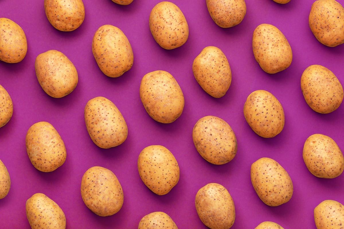 полезные продукты - картофель