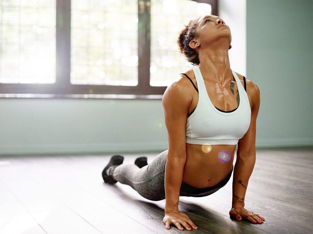 горячая йога и похудение
