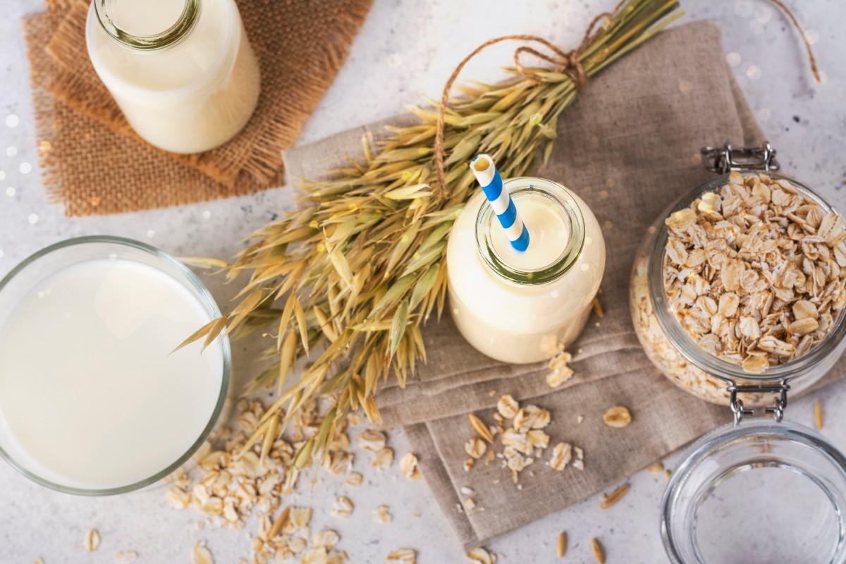 как приготовить овсяное молоко