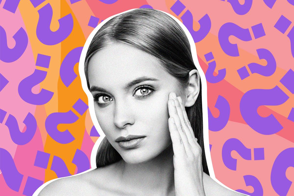 Вопрос к косметологу: как определить чувствительность кожи лица и головы?
